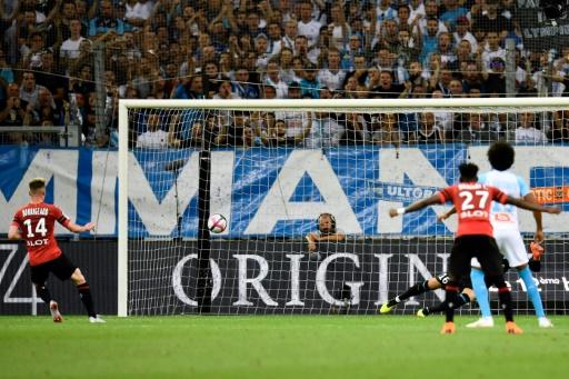 Ligue 1 : match nul entre l'OM et Rennes !