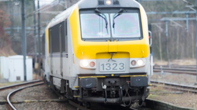 Circulation ferroviaire perturbée ce lundi matin entre Liège et Bruxelles: