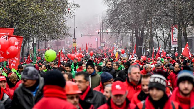 Une grève générale organisée le 2 octobre prochain?