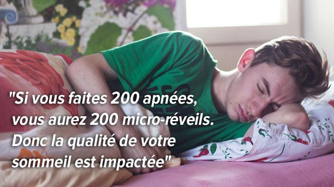 Les apnées du sommeil bouleversent le quotidien de milliers de Belges: