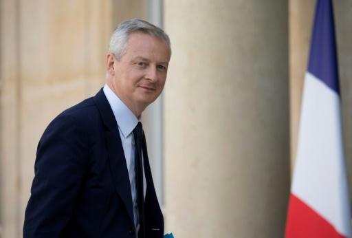 Bruno Le Maire évoque un déficit public proche de 2,6% du PIB en 2018
