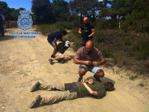 Espagne: le suspect du meurtre d'un garçon néerlandais devant la justice