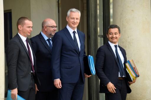 Budget: Bruno Le Maire promet de mettre à contribution les entreprises