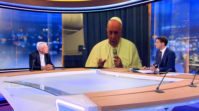 Le pape François a-t-il réellement comparé l'homosexualité à une maladie mentale?