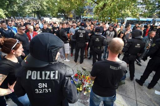 La Saxe, terre de prédilection de l'extrême droite en Allemagne