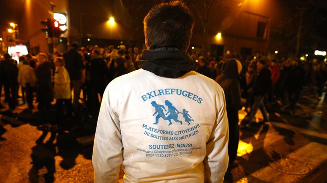 La plate-forme citoyenne pour l'hébergement des migrants suspend temporairement son action