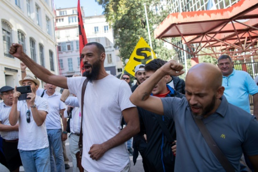 A Marseille, des habitants veulent sauver