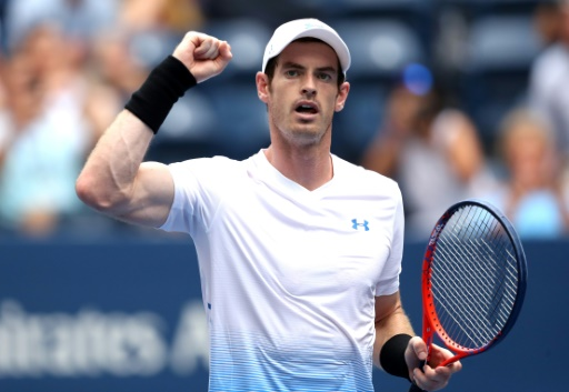 US Open: à New York, Murray prend un