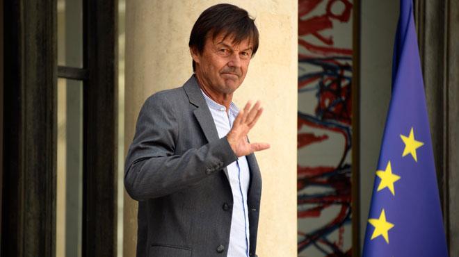 Nicolas Hulot quitte le gouvernement français: voici ses raisons