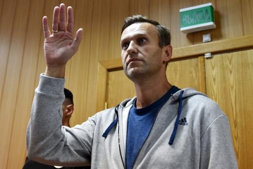 L'opposant russe Alexeï Navalny condamné à 30 jours de prison