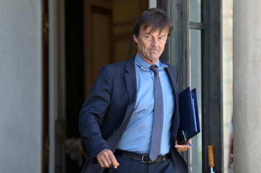 Chasse: Hulot dénonce l'influence des