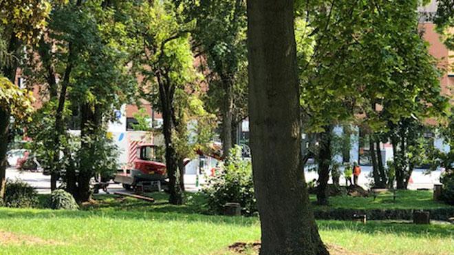 De nombreux immeubles évacués à Court-Saint-Etienne suite à une fuite de gaz: