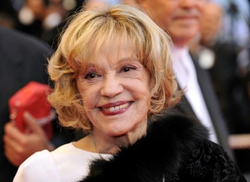 Festival Premiers plans: Angers honore Jeanne Moreau en baptisant une rue à son nom