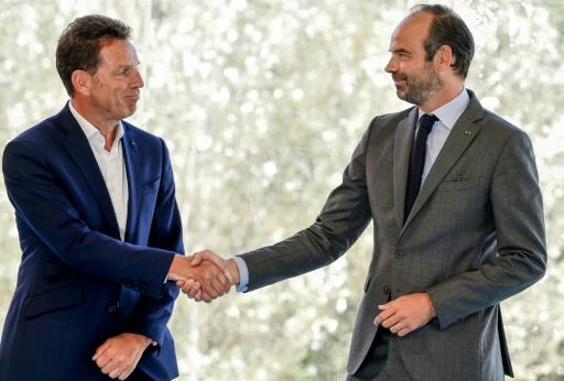 L'environnement s'invite au Medef après la démission de Nicolas Hulot