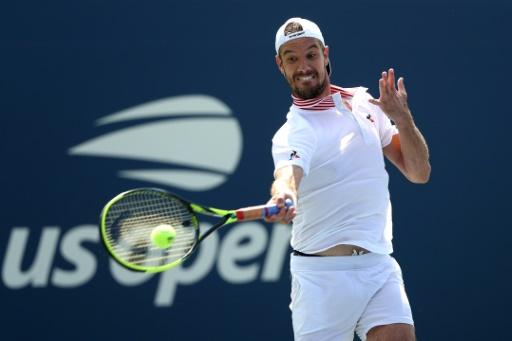 US Open: Gasquet se rassure