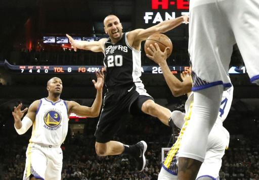 Ginobili, star NBA et emblème de la