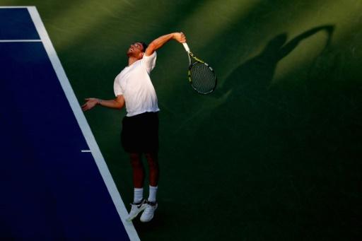 US Open: Mannarino chute d'entrée