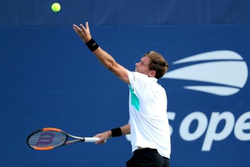 US Open: Mahut saisit sa chance face à Moutet