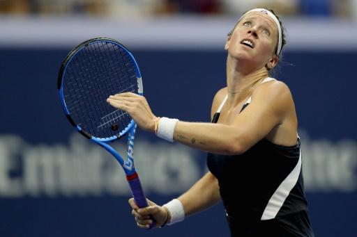 US Open: Parmentier éliminée d'entrée, deux sur cinq pour les Françaises