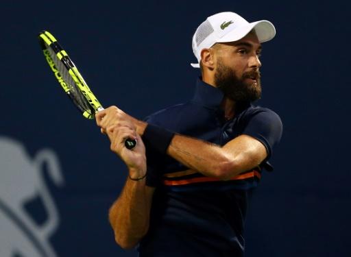US Open: Paire s'offre un match de gala contre Federer