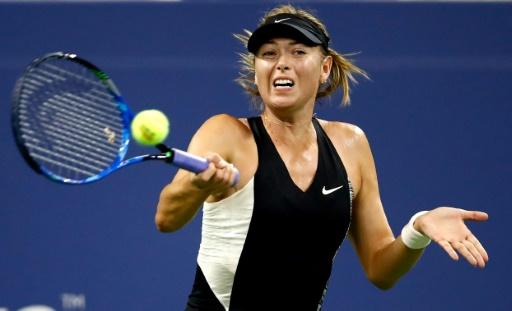 US Open: Sharapova a dû batailler contre Schnyder