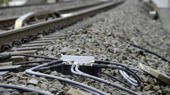 Mesure drastique pour éviter les vols de câbles: Infrabel... verse du béton dessus