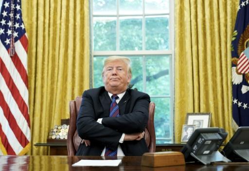Trump met en garde Google, Twitter et Facebook