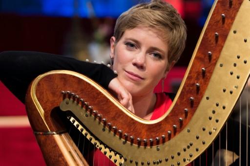 Agnès Clément, virtuose au sommet de la harpe
