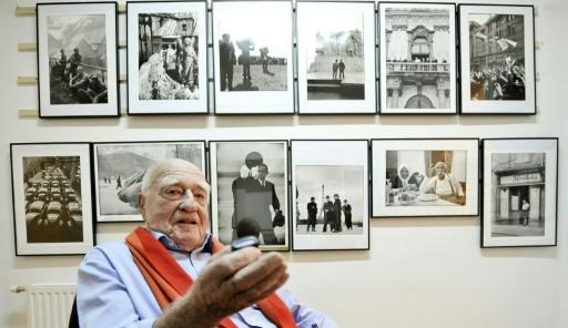 Autriche: décès du photographe Erich Lessing, oeil de l'insurrection hongroise de 1956