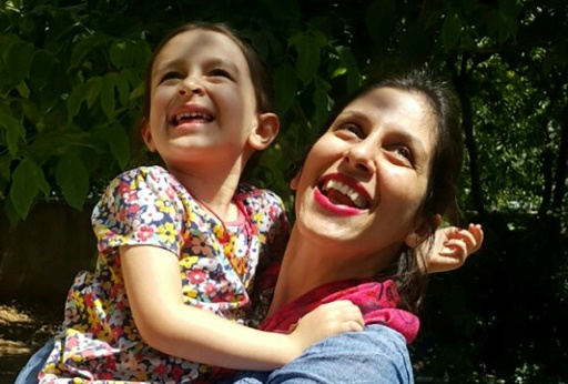 Iran: Zaghari-Ratcliffe traitée en prison pour des crises de panique