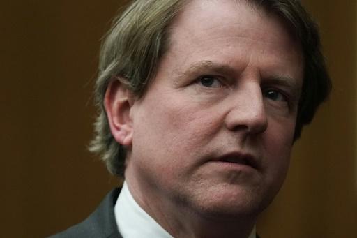 Trump annonce le départ de l'avocat de la Maison Blanche Don McGahn
