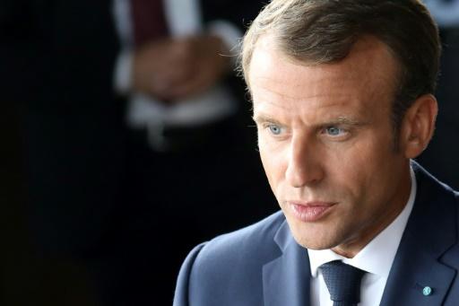 Macron, le