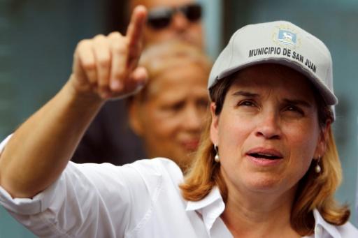 La maire de San Juan accuse Trump d'avoir