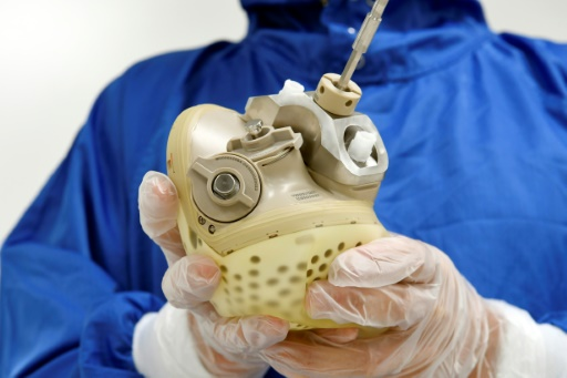Coeur artificiel: la nouvelle usine Carmat obtient sa certification