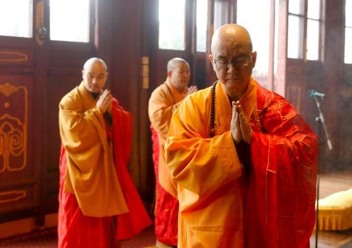Chine : un maître bouddhiste accusé d'agression sexuelle démis de ses fonctions