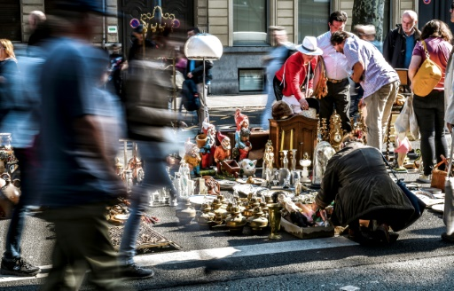 A Lille, la plus grande braderie d'Europe reprend ses quartiers samedi