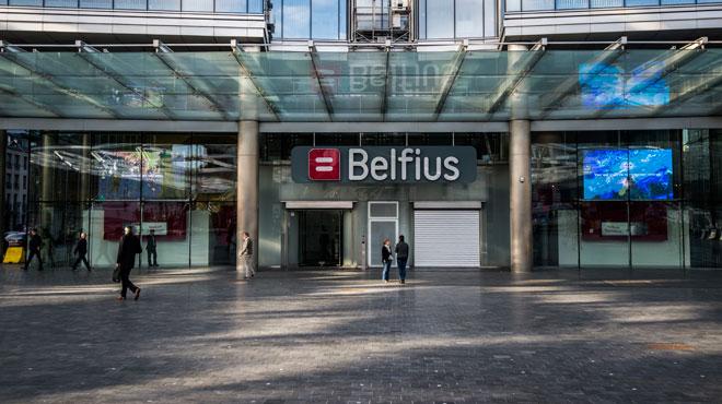 Belfius vaut un milliard de moins qu'avant