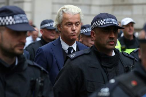 Pays-Bas: Geert Wilders annule son concours de caricatures