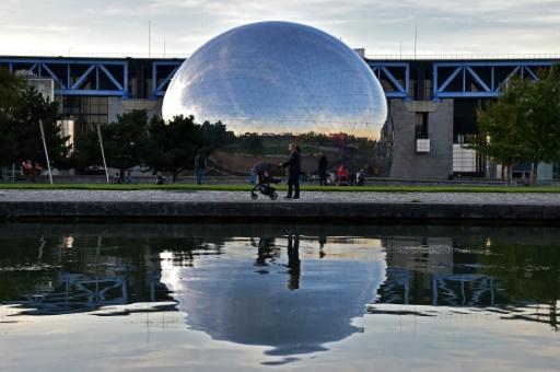 La science s'expose à Paris et parle