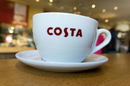Coca-Cola s'offre les cafés Costa pour 3,9 milliards de livres