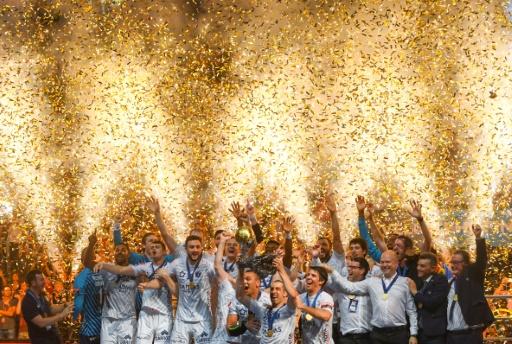 Trophée des champions de hand: digne d'un Final Four!