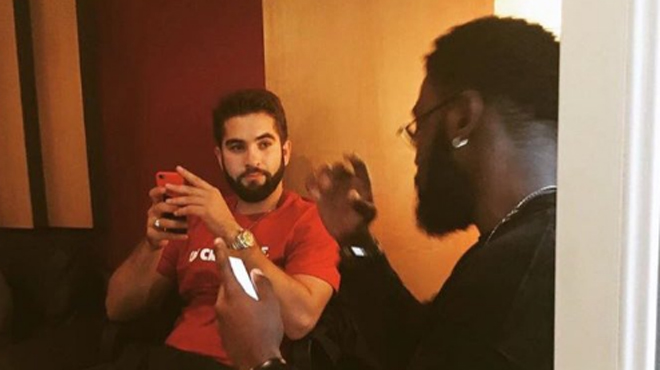 Kendji Girac sort son 3e album, écrit avec Damso et Vianney