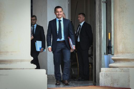 Impôts: Gérald Darmanin, ministre chargé de convaincre un président indécis