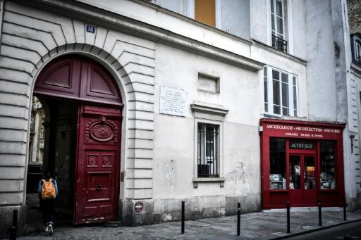 Camus était obsédé par la hauteur des plafonds de l'hôtel particulier d'Actes Sud