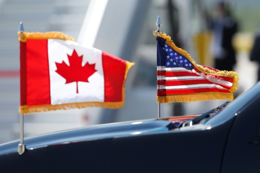 Commerce: intransigeant, Trump menace de nouveau le Canada