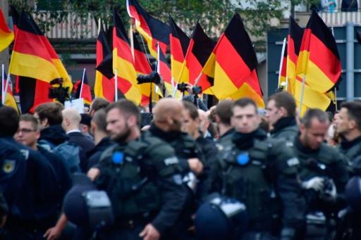 Allemagne : 18 blessés à Chemnitz, toujours sous tension