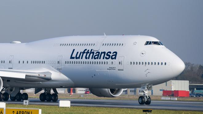 Grosse frayeur pour un avion de la Lufthansa reliant Bruxelles à Francfort
