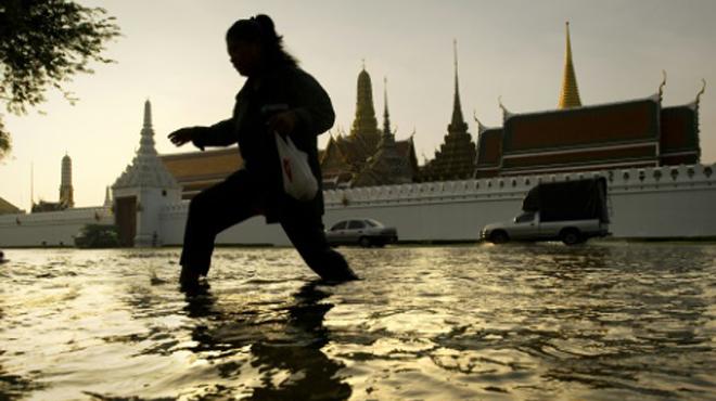 La capitale de la Thaïlande s'enfonce dans la mer: voici comment la population s'adapte aux transformations