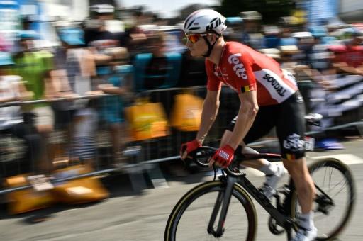 Tour de Grande-Bretagne: Greipel s'adjuge la première étape au sprint