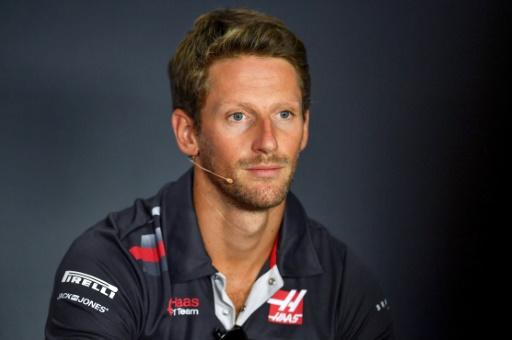 GP d'Italie: Grosjean disqualifié pour voiture non-conforme, Haas fait appel